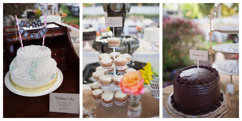 BabyCakes Erin McKenna's Bakery NYC Orlando Wedding Cake Cupcakes Vegan Gluten-Free | Outdoor Wedding Park Venue Farmer's Market Anna Christine