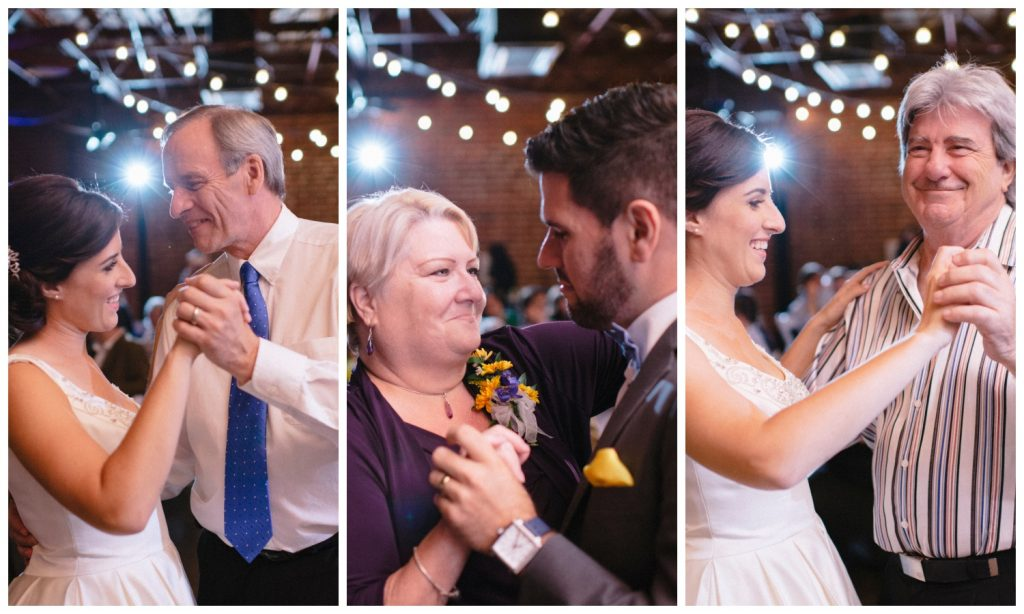 Parent Dance | Fun Doctor Who British Wedding Pop Culture Geek Anna Christine Events Winter Park Farmers Market Orlando