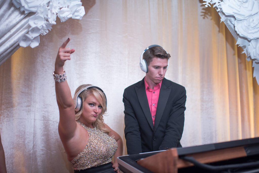 DJ Jacob Towe | Our DJ Rocks 5 Year Anniversary Party Heaven Event Center Anna Christine Events