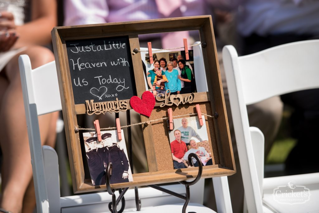 Ceremony Tribute | Travel Themed Inspired Wedding Mission Inn Resort Orlando Florida Anna Christine Events Cricket's Photo & Cinema
