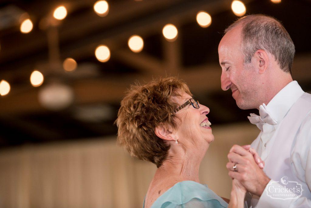 Mother-Son Dance Groom | Travel Themed Inspired Wedding Mission Inn Resort Orlando Florida Anna Christine Events Cricket's Photo & Cinema